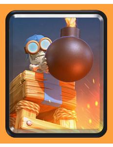 Bomb Tower/ Башня-Бомбешка - Clash Royale