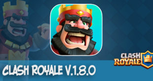 Clash Royale v.1.8.0