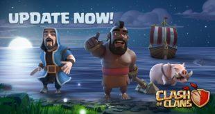 Clash of Clans 2017 мая 22