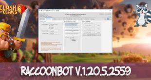 RaccoonBot v.1.20.5.2559