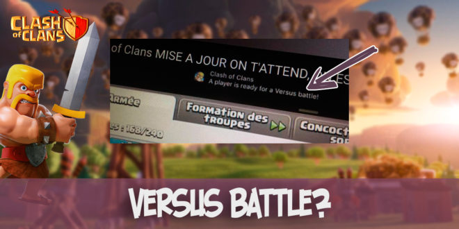 Versus Battle в Clash of Clans