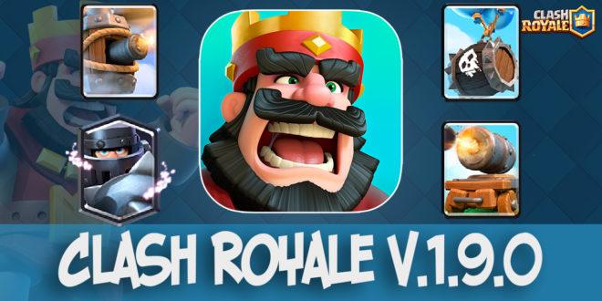 Clash Royale v.1.9.0