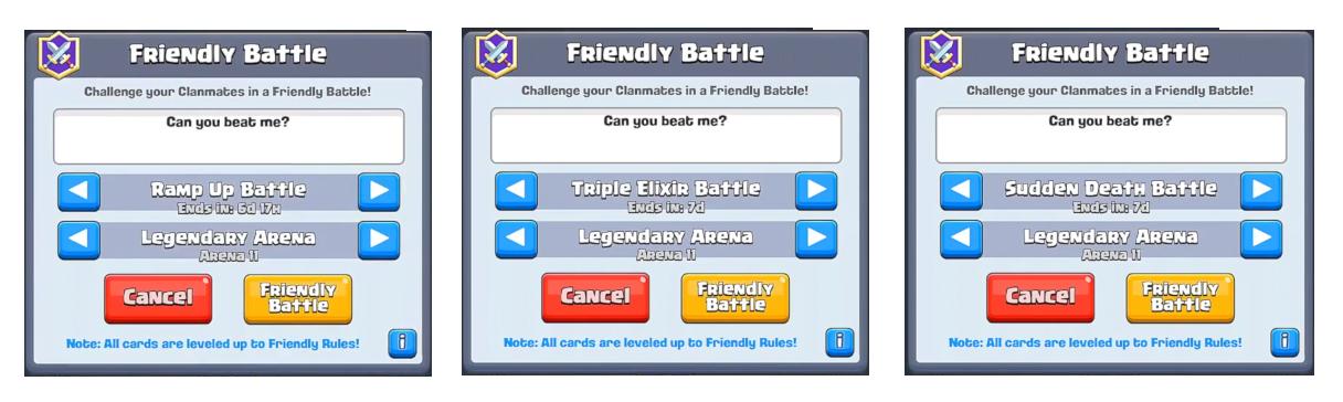 Новые особые испытания в Clash Royale