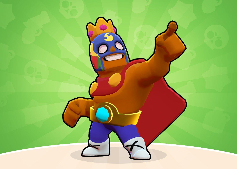 Новый скин: El Primo's - el rey