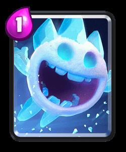 Ледяной дух/ Ice spirits - Clash Royale