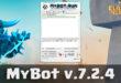 Обновление Mybot 0.2.4