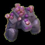 Golem/ Голем - 6 уровень Clash of Clans