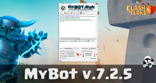 MyBot v.7.2.5 - Bot Clash of Clans