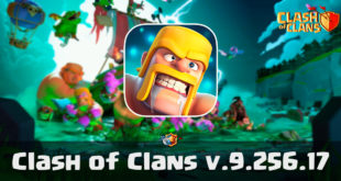 Скачать Clash of Clans v.9.256.17 Хеллоуин