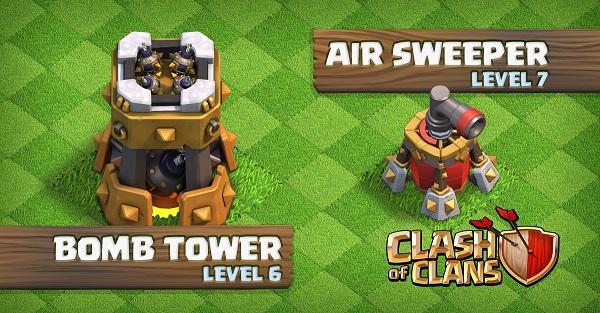 Sneak Peeks #1 - Новый уровни зданий | Clash of Clans