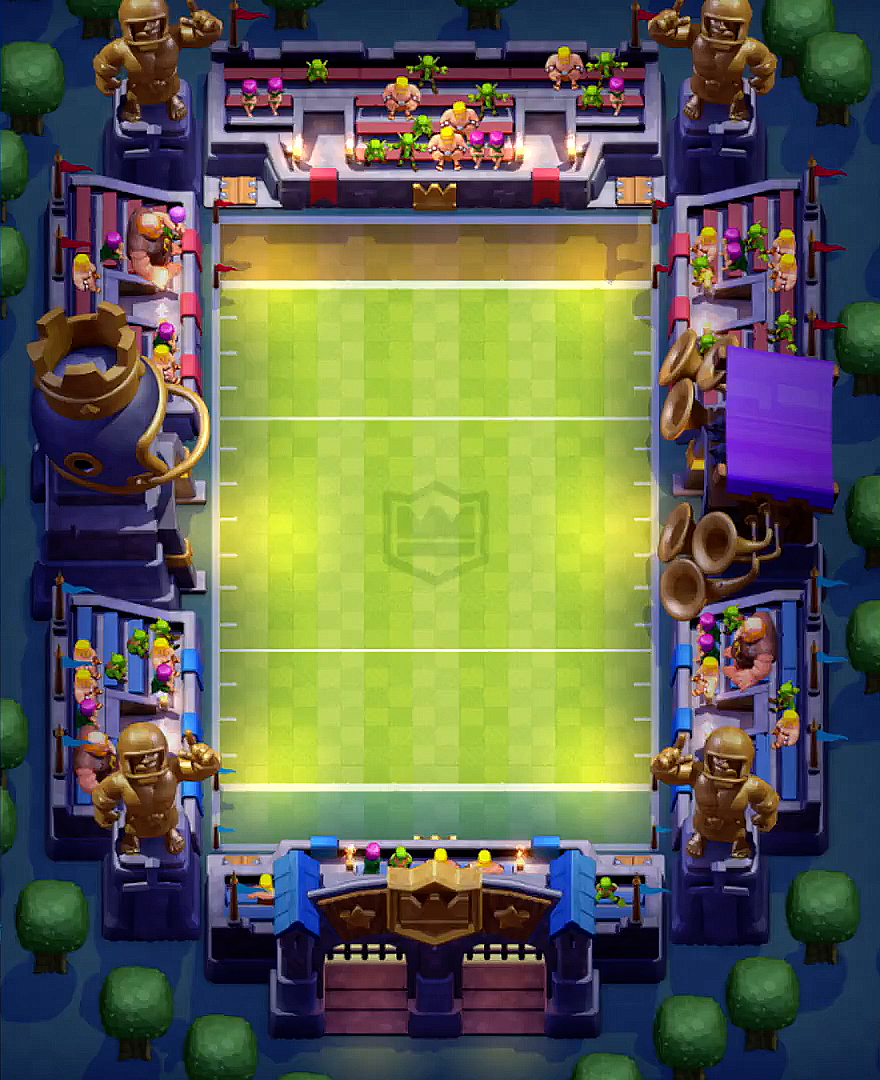 Touchdown - Clash Royale