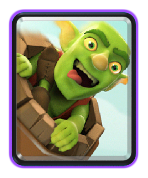 Goblin barrel/ Гоблинская бочка - Clash Royale