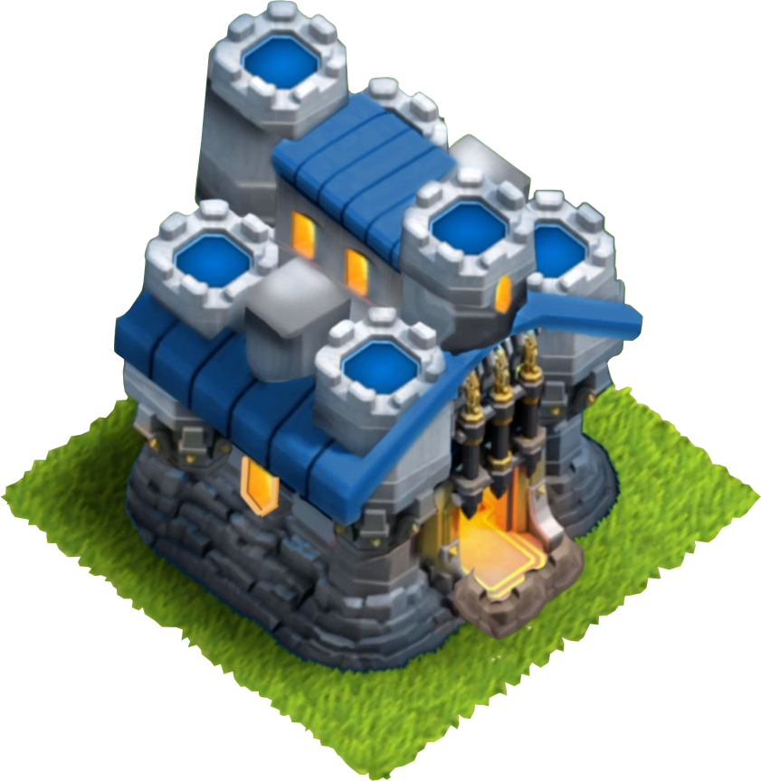 Town Hall 12 - Clash of Clans