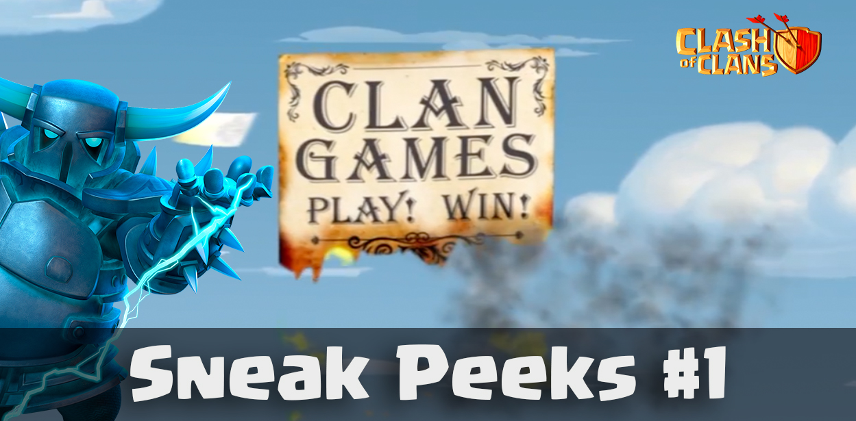Clash of Clans - Sneak Peeks #1