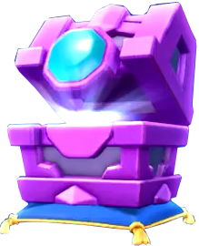 Fortune Chest - Clash Royale