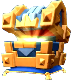 King's Chest - Clash Royale