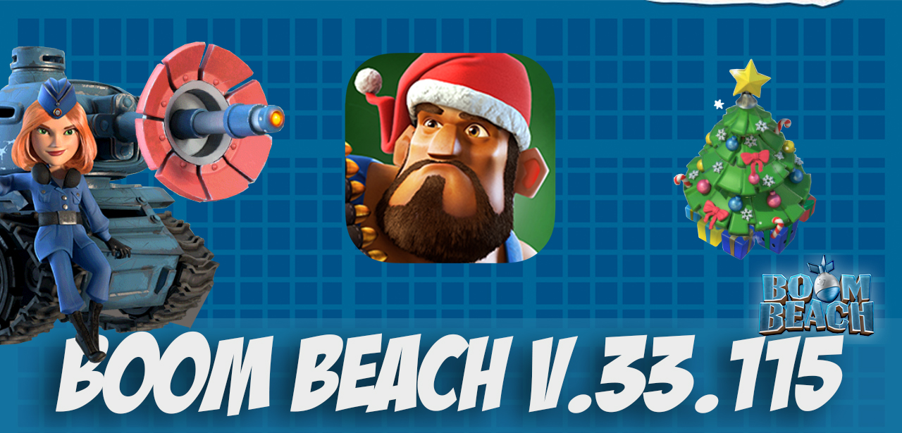 Скачать Boom Beach v.33.115