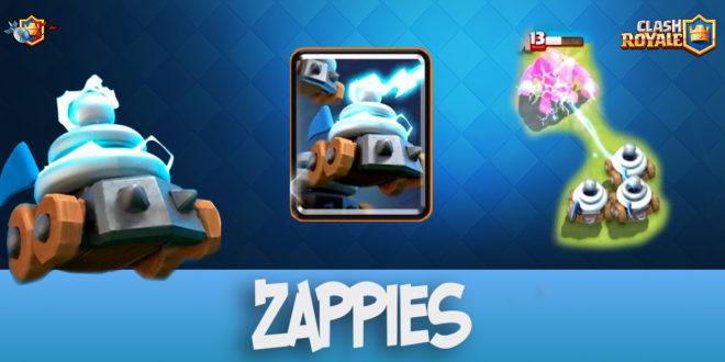 Zappies - Clash Royale