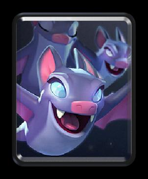 Летучие мыши/ Bats - Clash Royale