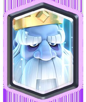 Королевский призрак/ Royal Ghost - Clash Royale