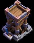 Башня лучниц - деревня строителя
