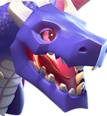 Dragon/ Дракон - Clash of Clans