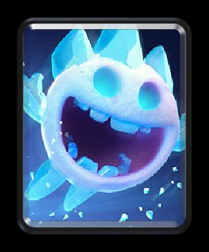 Ice spirit/ Ледяной дух - Clash Royale