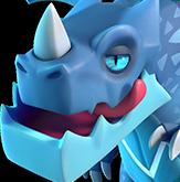 Иконка - Электрический дракон в Clash of Clans