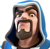 Wizard/ Колдун - Clash of Clans
