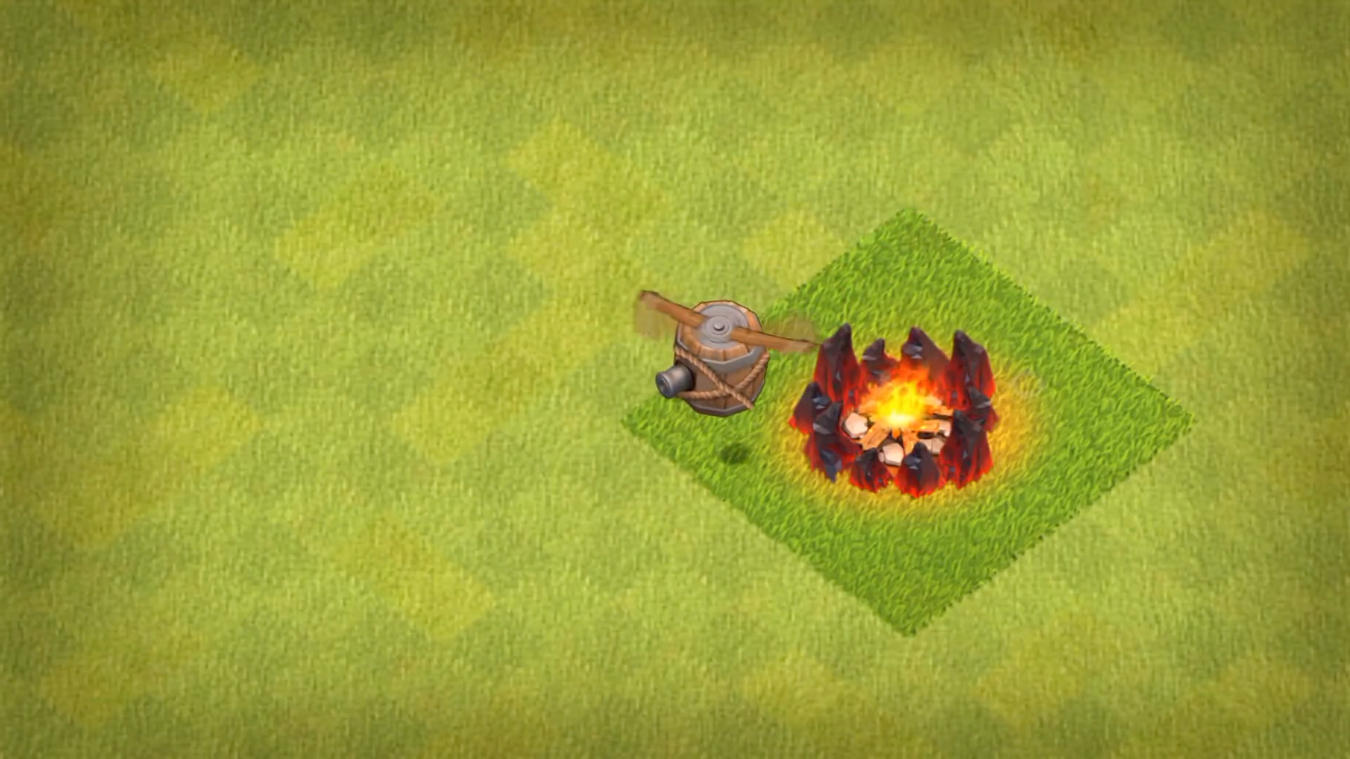 Летучка в Clash of Clans