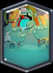 Goblin Giant/ Гигантский гоблин - Clash Royale