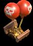 Воздушная бомба - Clash of Clans