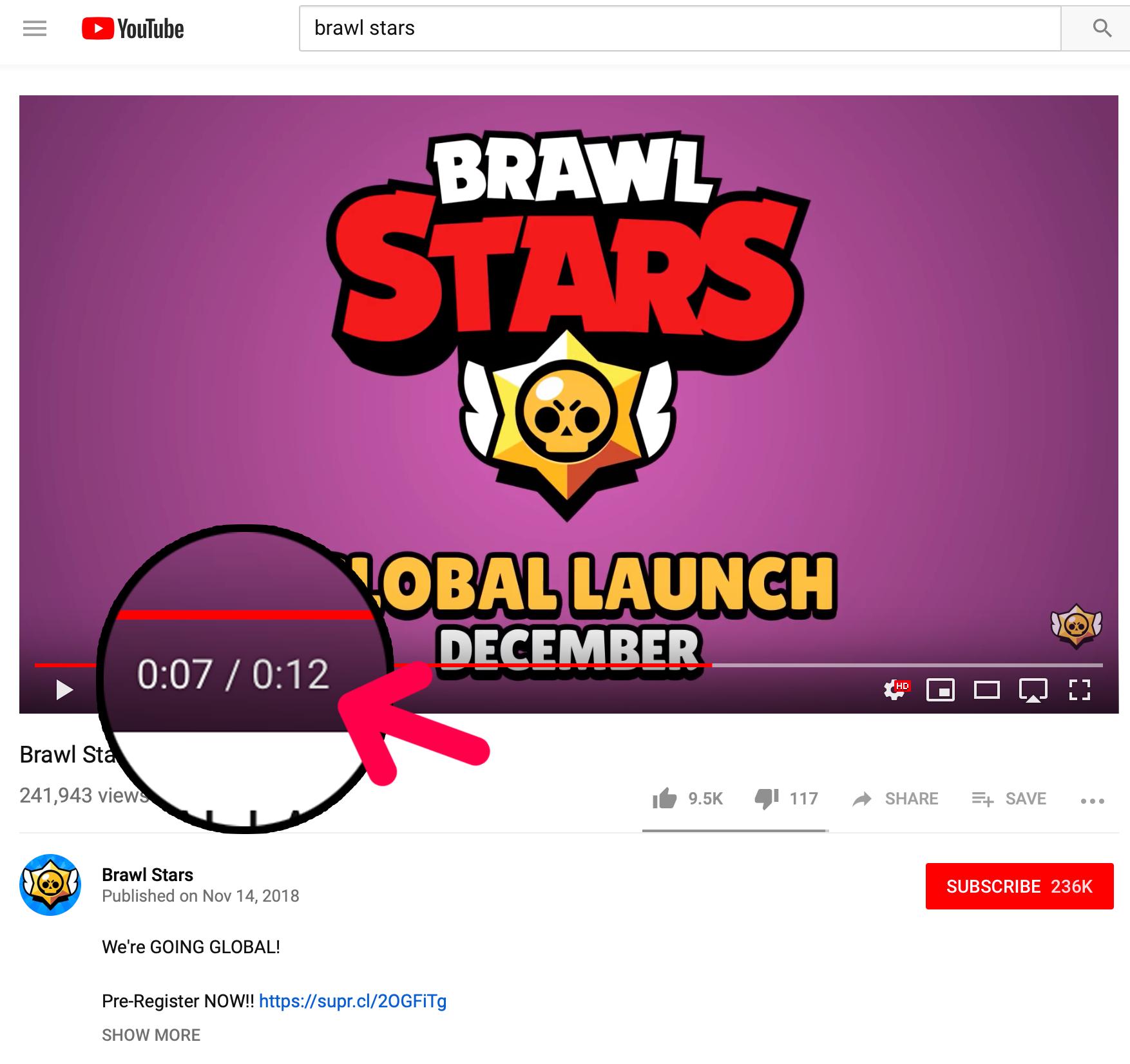 Глобальный релиз 12 секунд - Brawl Stars