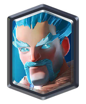 Ice Wizard/ Ледяной колдун - Clash Royale