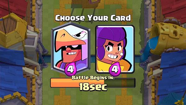Две новые карты в Clash Royale