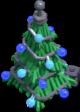 Новогодняя елка 2018 в Clash of Clans