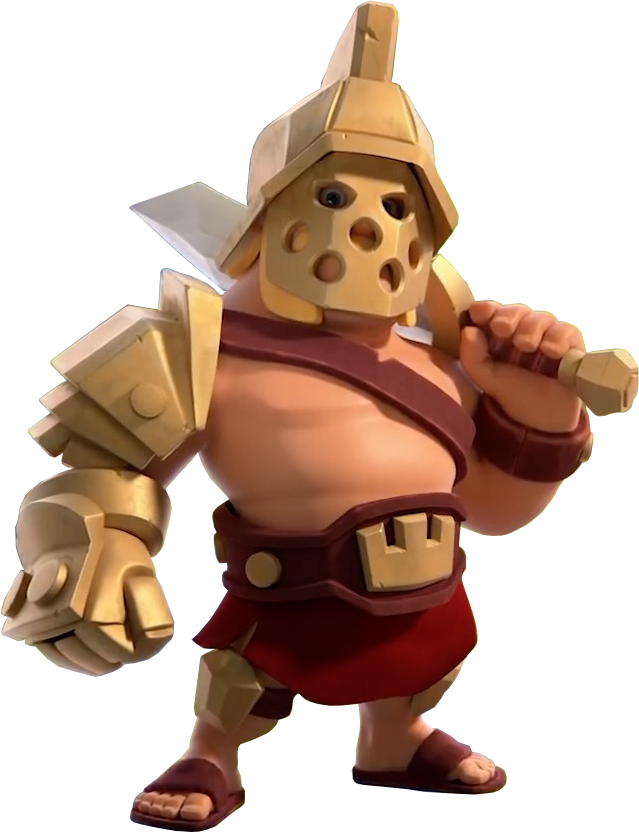 Король Гладиатор - Clash of Clans
