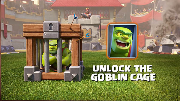 Новая редкая карта - Goblin Cage