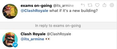Новое здание в Clash Royale