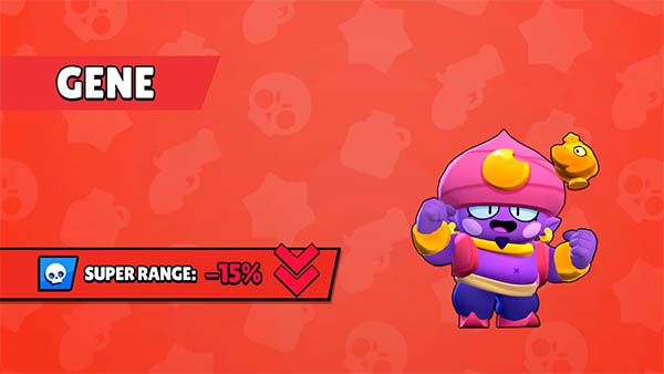 Изменение баланса для Джина