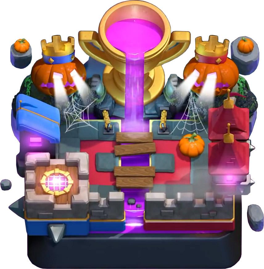 Новая легендарная арена