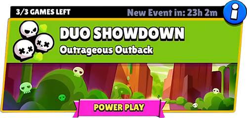 События - Power Play