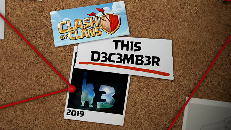 Обновление Clash of Clans в декабре