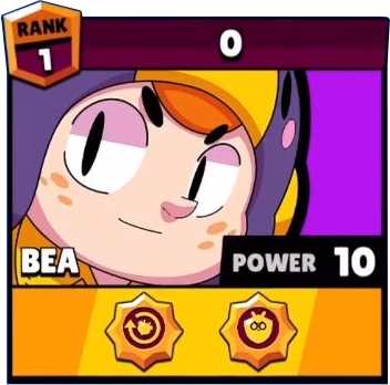 Иконка Bea в Brawl Stars