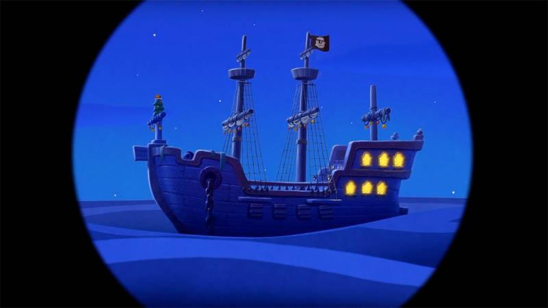 Корабль в Brawl Stars