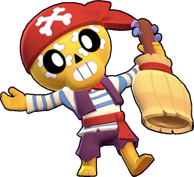 Пират Поко - Brawl Stars