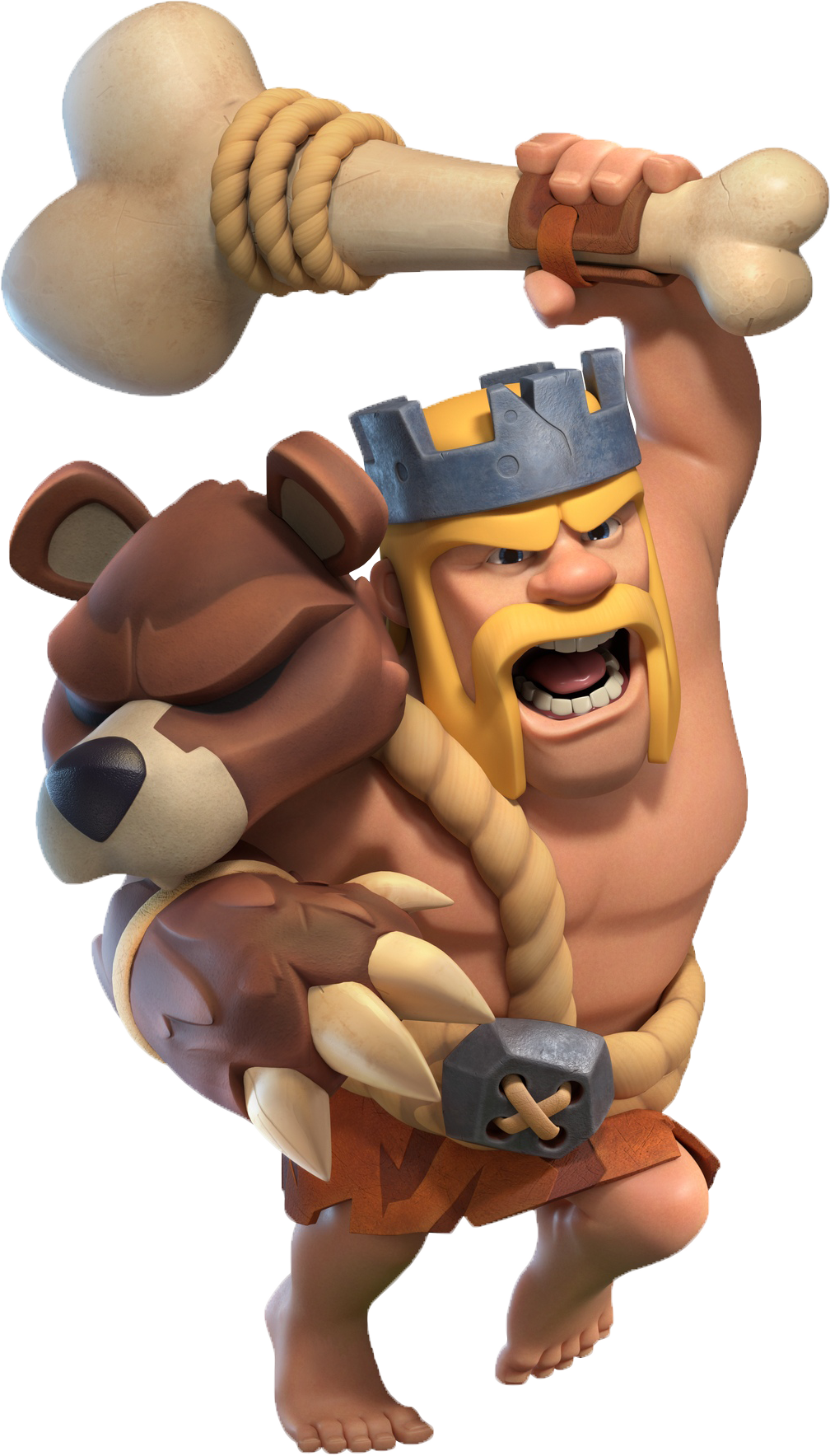 Primal King - Clash of Clans