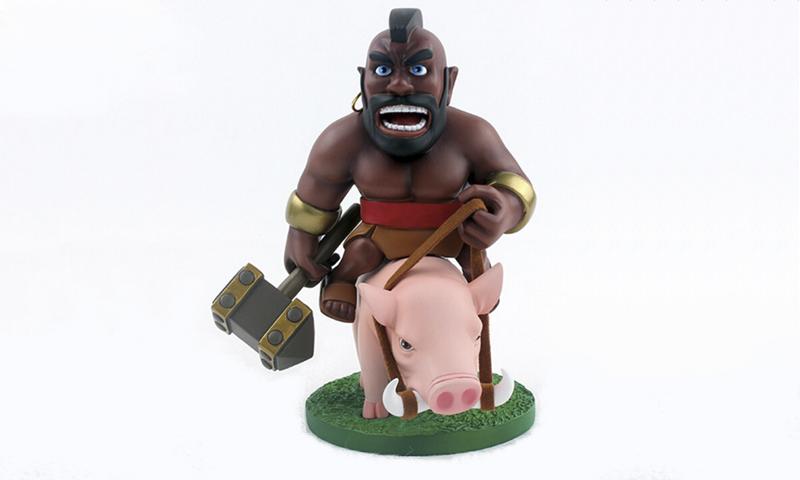 Фигурка Всадник на Кабане/ Hog Rider