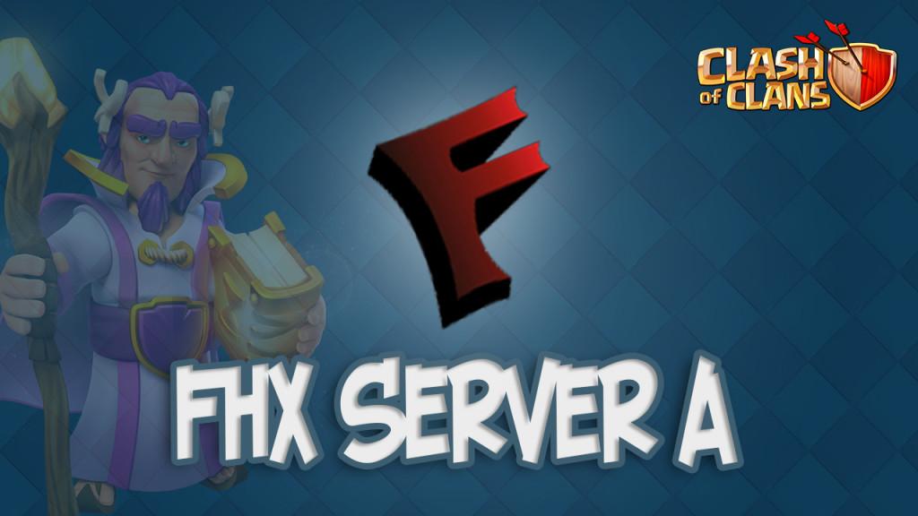 FHX Сервер A