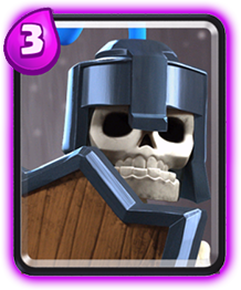 Clash Royale - Guards/ Стражи
